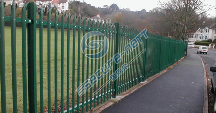 Palisade Fencing Panels for High Security Fencing