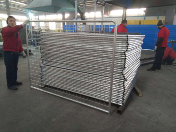 Galvanized Welded Mesh Fence