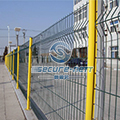 PVC Powder Coated Welded Wire Mesh Fence