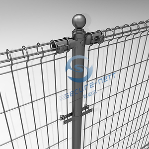 Double Wire Fencing | 868/656/545 Welded Mesh Fencing‎