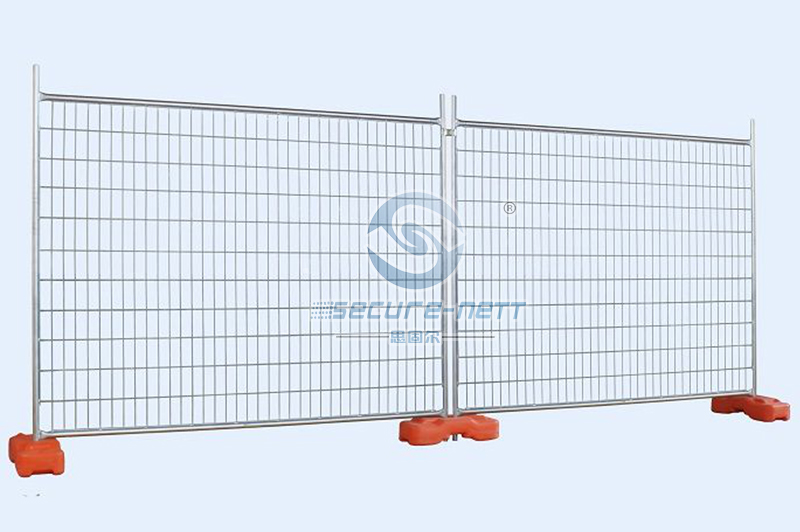 Hot Dipped Galvanized Australia Temporary Fence