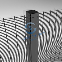 358 Security Fencing