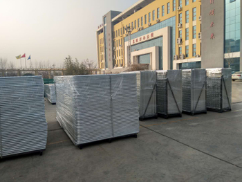 China Framed Welded Wire Mesh Fence