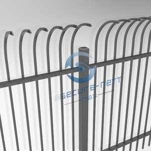 Extension Arms Steel Fencing
