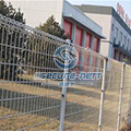 China Roll Top Welded Wire Mesh Fence