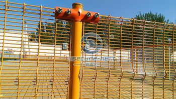 China Welded Wire Mesh Security Fence Manufacturer Explains What does 358 fence mean