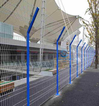 china Steel Welded Wire Mesh Fence Manufacturers explain is Welded Steel Mesh Fence good